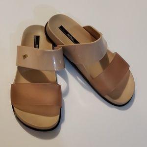 MELISSA Cosmic Sandals size 6